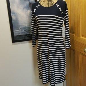NWT Ralph Lauren striped dress